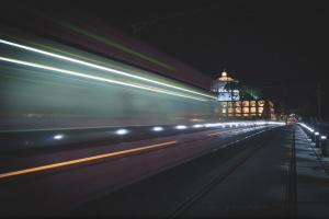 Train to gaia
