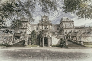 Pazo de Lourizán (Pontevedra)