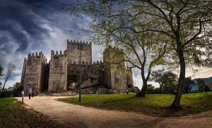 Castillo de Guimaraes (Portugal)