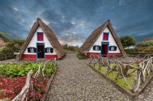 Casas de santana, Madeira