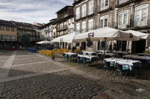 Plaza de santiago, Guimaraes